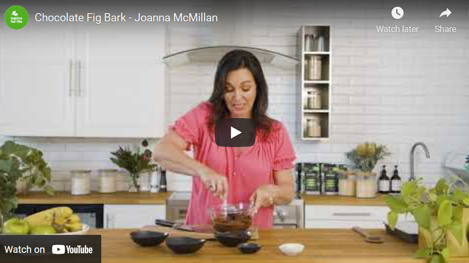 Joanna McMillan Lupin Fig Bark Video
